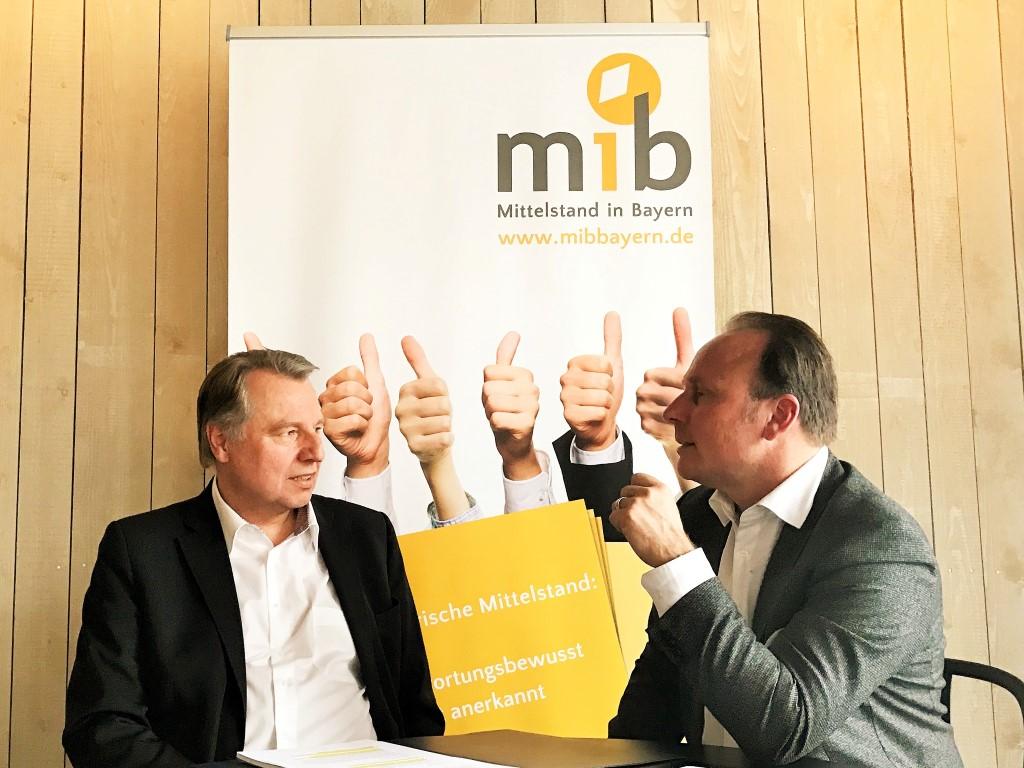 mib Dialog Keck und Brauner