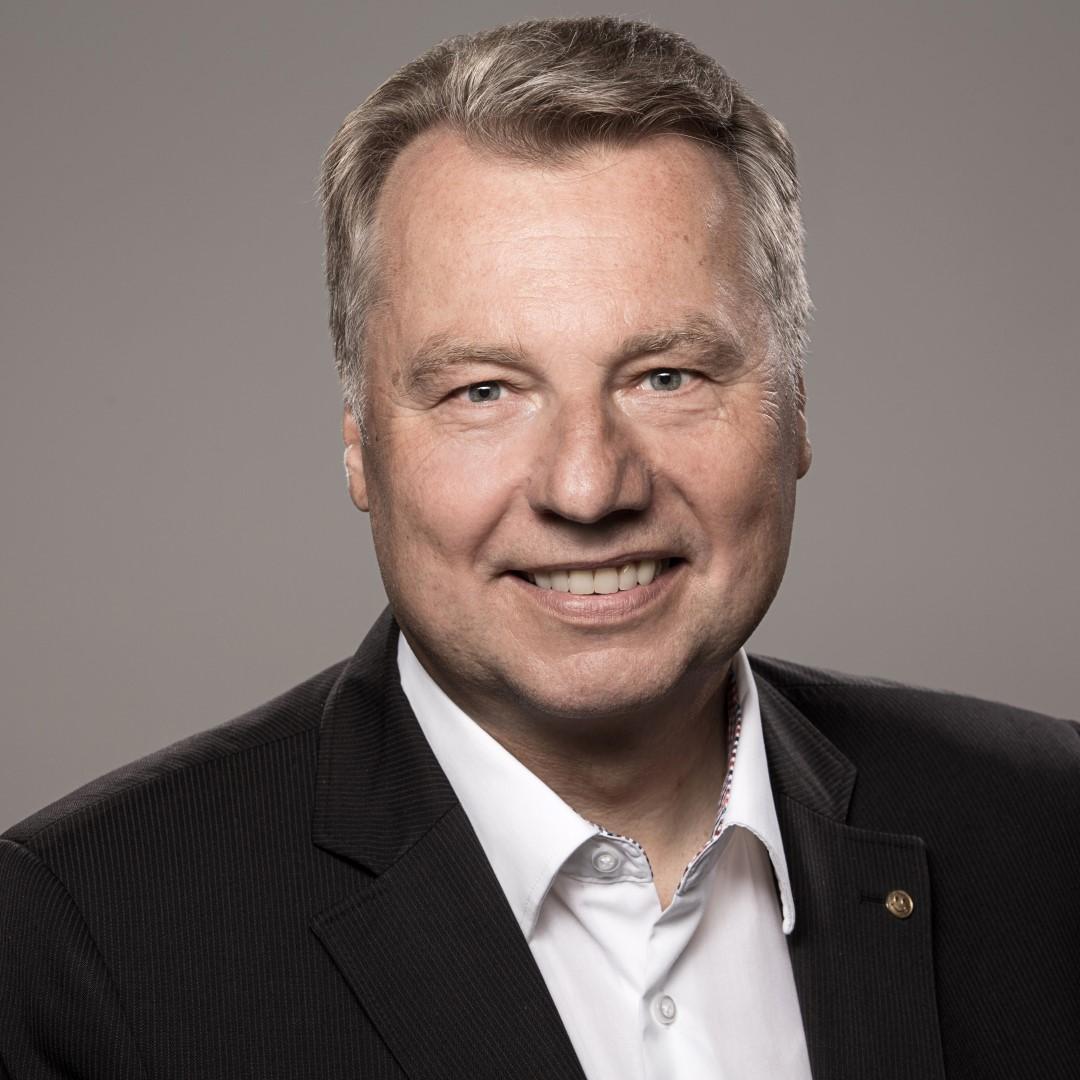 Ingolf F. Brauner (mib Präsident)